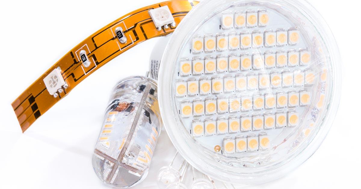 Kurs LED belysning
